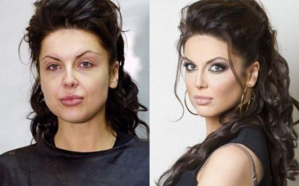Как при помощи макияжа скрыть носогубные складки