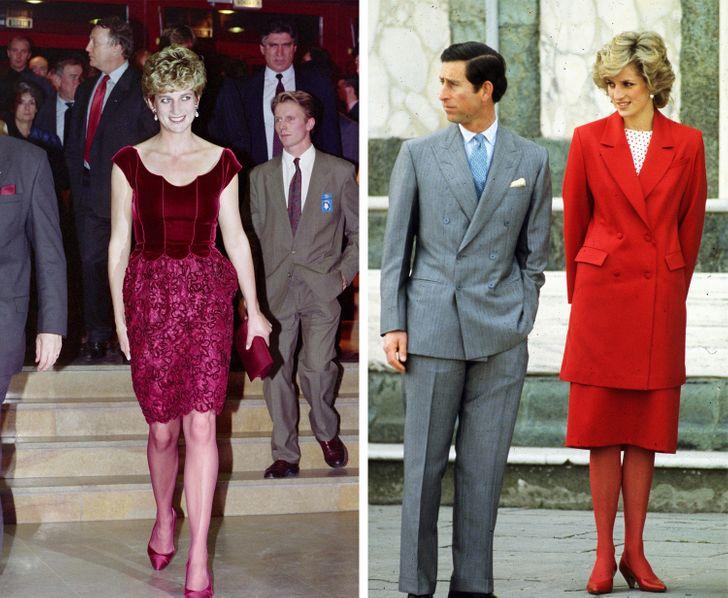 Детали гардероба королевских особ, благодаря которым они стали иконами стиля