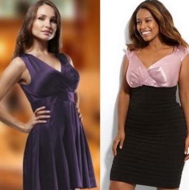 Что нельзя одевать женщинам с большой грудью