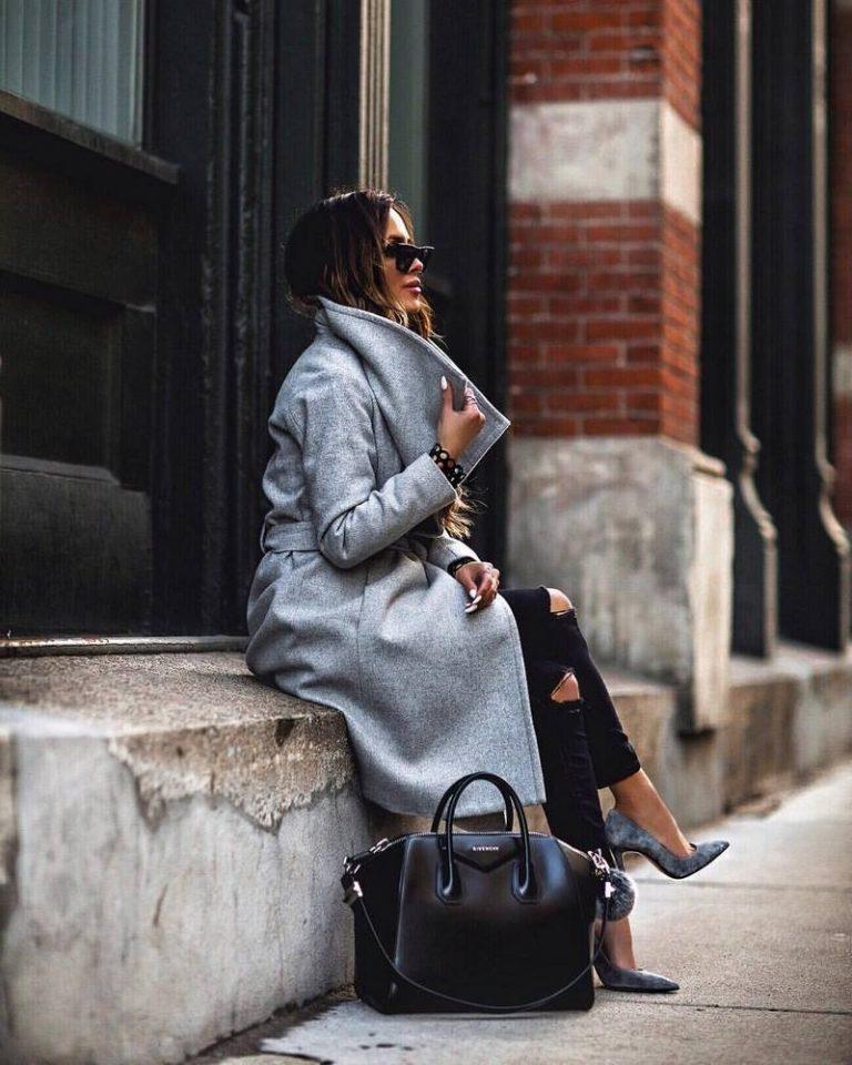 Стильные варианты женского пальто 2020-2021