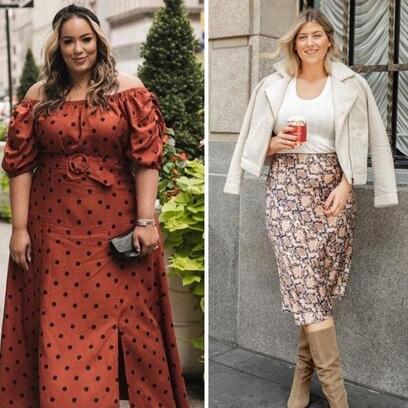 Советы стилистов для женщин plus-size