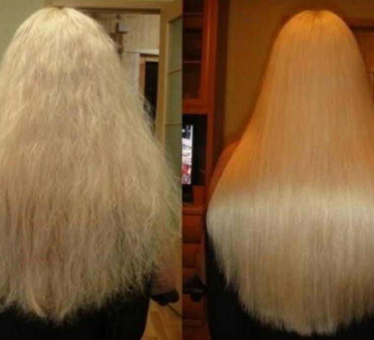 Маска, которая поможет предотвратить сильное выпадение волос
