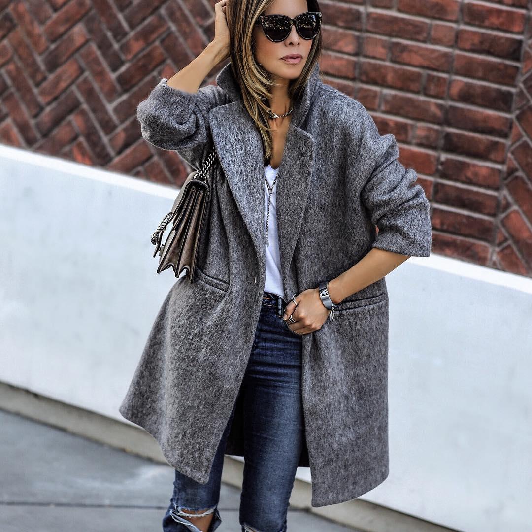Стильные модели пальто для женщин 40 лет на 2021 год