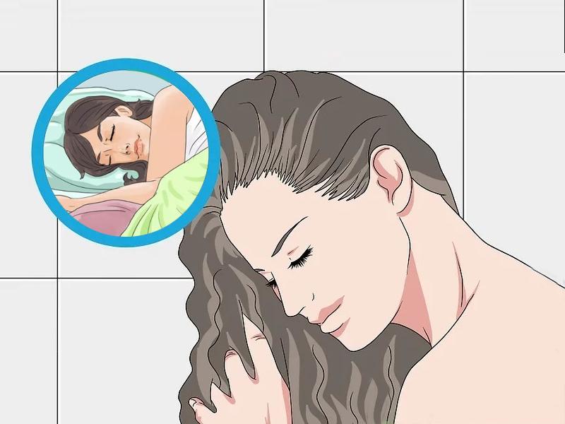 Почему нельзя ложиться спать с мокрой головой